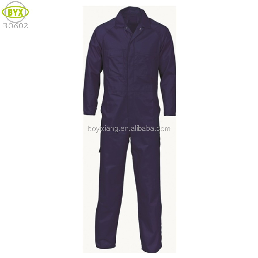 High Quality Building Workwear Coverall mechanic factory overall worker uniform