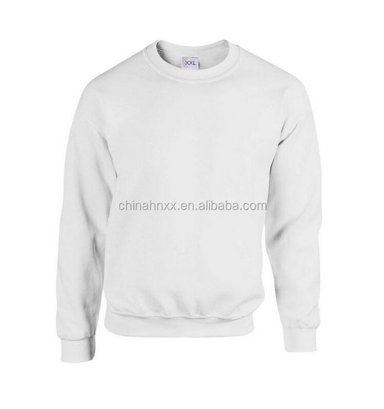 man knitted crew neck sweatshirt