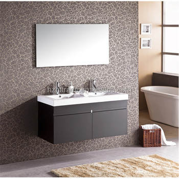 Bathroom Mirror Hinges white and black mdf mirror hinges double sink bathroom vanity