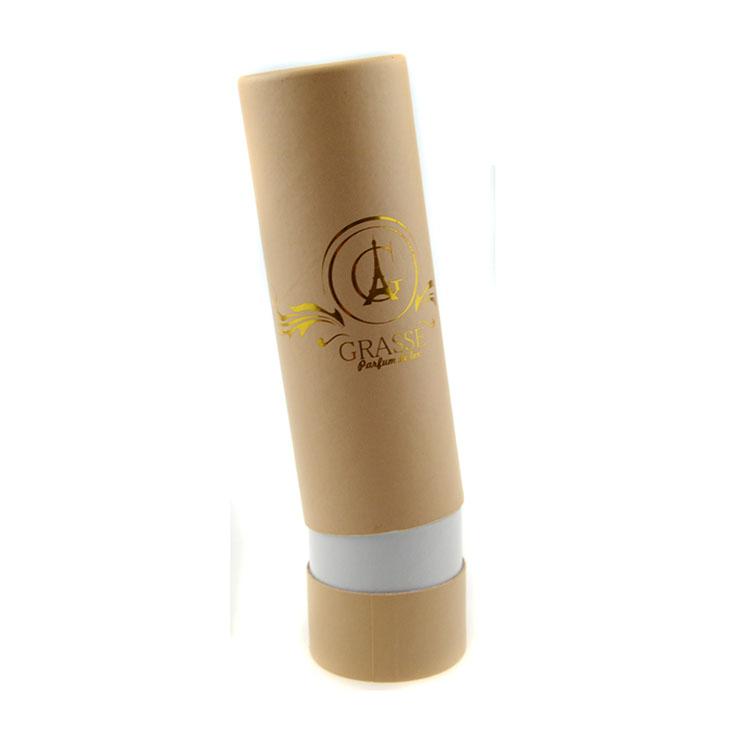 Fancy Origin Small Perfume Kraft Paper Tubes High Quality Brown Paper Craft  Tube - Buy Brown Paper Craft Tube,Small Paper Tubes,Perfume Paper Tube