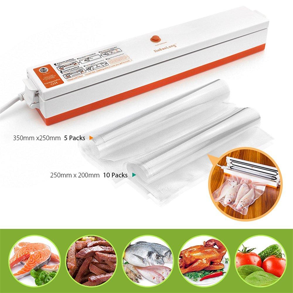 Get Quotations Vacuum Sealer Machine Pamiso Package 110v Food Heat Set Slim