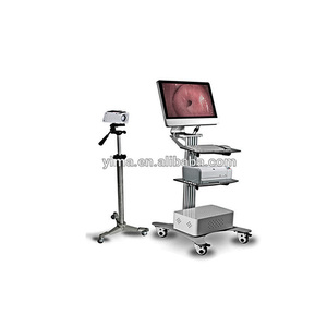 Digital Electronic Colposcope/Trolly Type video colposcope for vagina