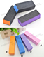 Factory supply wholesale direct sales excellent quality nail file buffer block