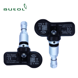 Pro-Sensor 433MHZ/315MHZ Universal Programmable TPMS Sensor Specially Built for Tire Pressure Sensor Replacement