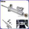 BJ-SD-001 CNC Alloy adjustable steering damper common use motorcycle damper