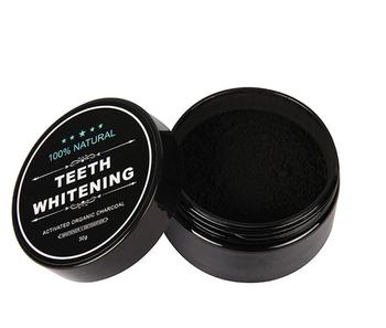 2019 Natural Carbon Organic Stain Removal Activated Charcoal Teeth Whitening Powder Whitener