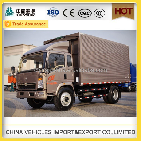 hot sale sinotruk howo jmc light <strong>truck</strong> for export