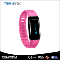 OEM Heart Rate Monitor Bracelet Men Sports Digital Watch Wholesale