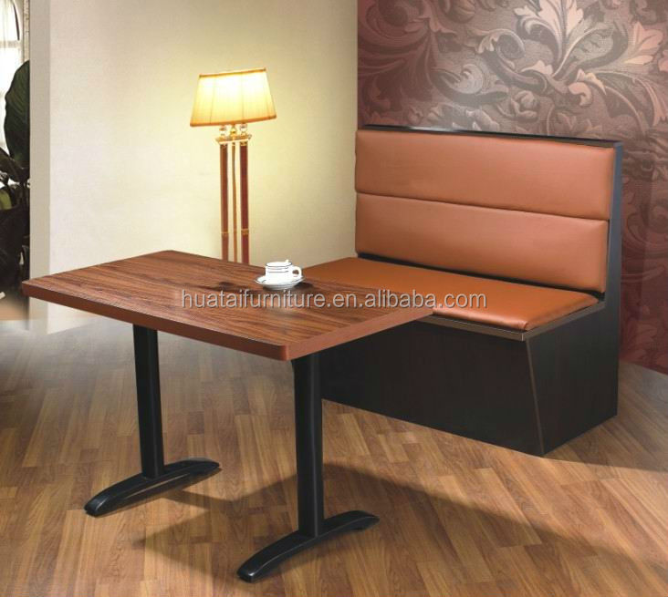 Restaurant Tables For Sale >> Modern Luxury Leather Restaurant Booths With Tables For Sale Restaurant Booth Seating View Restaurant Booths Huatai Product Details From Guangxi