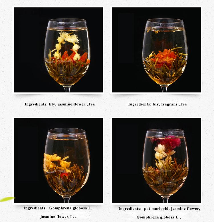 Lifeworth china peach blossom flower tea - 4uTea | 4uTea.com