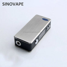 New Arrival Wholesale Sigelei 75 Watt TC Box Mod with Variable and Temperature control