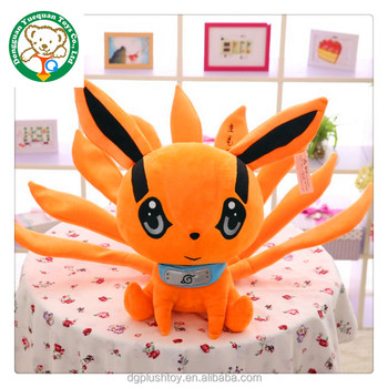 High Quality Cute Fox Plush Toy With Nine Tails Buy Cute Fox Plush