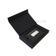 Personalised custom paper packaging wedding gift boxes VIP credit card box