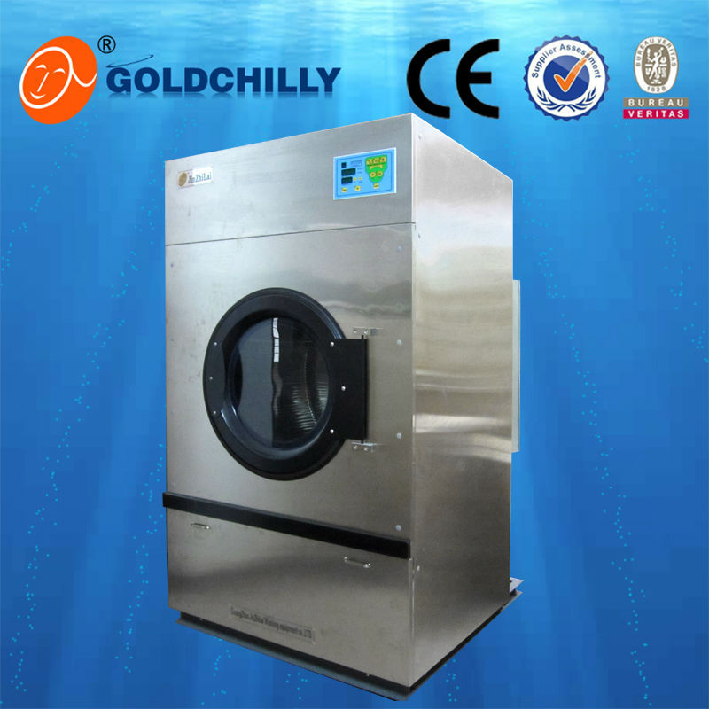 Full automatic industrial garment washing machine laundry equipment used in hotels