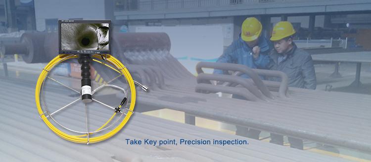 downhole inspection endoscope