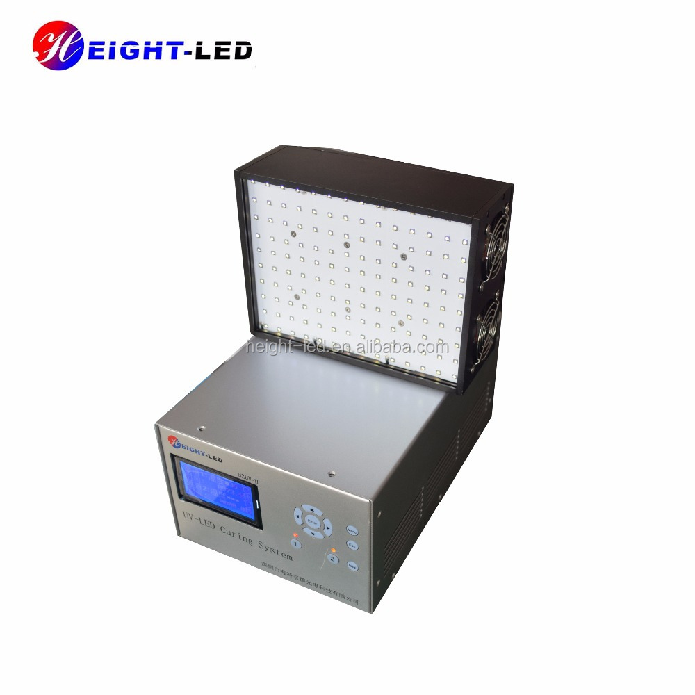 HTLD customized size energy-saving uv curing light/led uv curing/uv curing for uv glue
