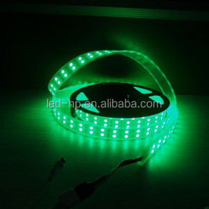 waterproof 10m 5050 rgb led strip 600leds 5m dc12v 28.8w/m