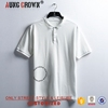 Latest Fashion Bulk Polyester/Cotton Cheap Handsome Plain Polo Tee Shirt For Men