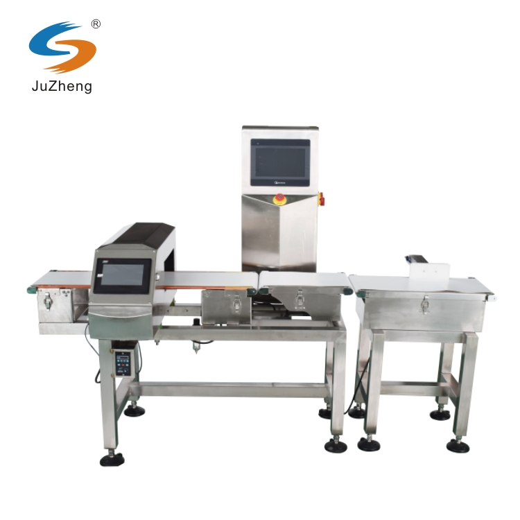 high precise automatic weight sorting machine for seafood or vegetable