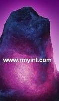 pakistani RMY 089 best quality persian blue salt and blue salt lamps