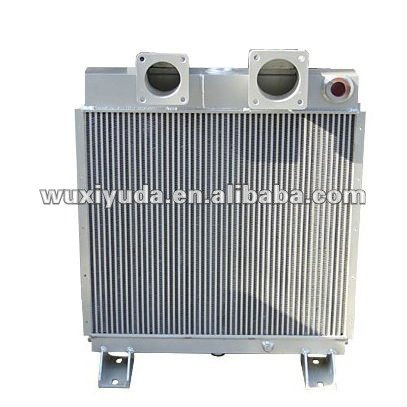 after cooler for air compressor,piston compressor cooler,compressed air cooler