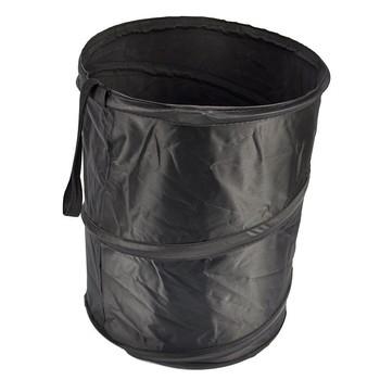 Mini Bin For Car Trash Garbage Rubbish Hanging Collapsible