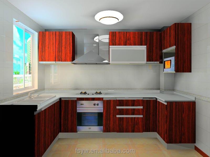 Color pintura mdf muebles modernos mueble cocina cocinas ...