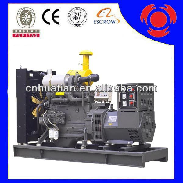 Diesel Turbine Generator Power Generation Generac Electricity Electric for Home