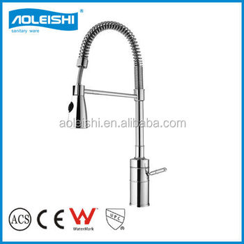 Good Design Pull Out Kitchen Faucet Pull Out Spray Buy Wolverine