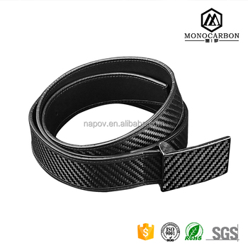 5dcfc5b049 Hot Sale Luxury Carbon Fiber Belts Leather Men Custom Made Carbon Fiber Belt  Buckle for Mens