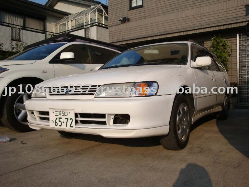Japanese Used Cars Corolla Wagon E-ae100g Gas - Buy Used Cars ...