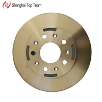 Hot sale and durable China good price hydraulic car parts car front brake disc
