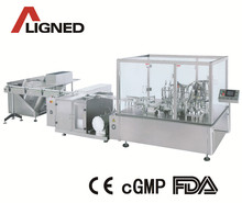 New products most popular small automatic liquid filling machine
