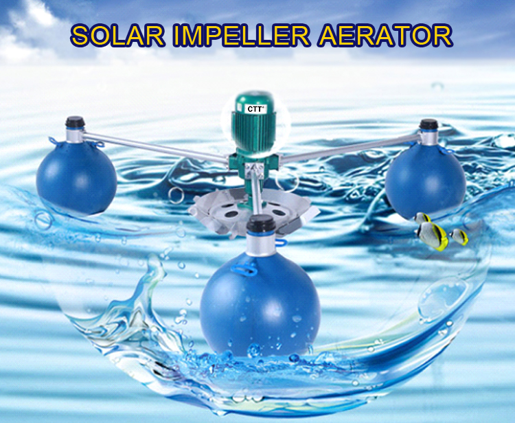 2 Years Warranty Solar Wave Maker Aerator Solar Swimming Pool ...
