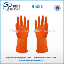 women home window glass cleaning washing gloves