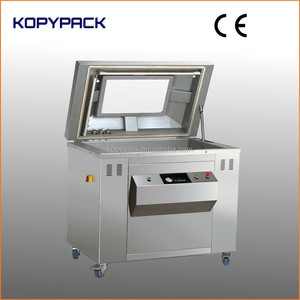 Large packaging products big chamber vacuum sealer