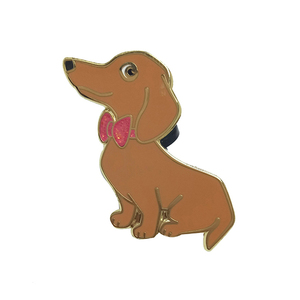 Custom No Minimum Dog Customized Design Metal Branded China Lapel Pins