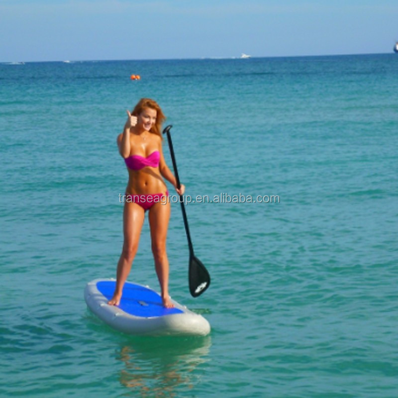 Venda quente PVC paddle board sup, paddle board windsurf, soft top paddle board