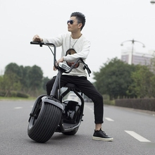 TOP SELLER 2000w 1000w fat tire electric scooter electric motorcycle scooter factory