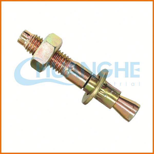 China supplier metal ceiling anchor bolt