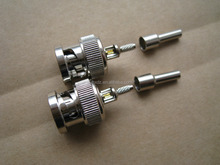 <span class=keywords><strong>Bnc</strong></span> Male Krimp Connector Voor Coax 2.5C2V Kabel