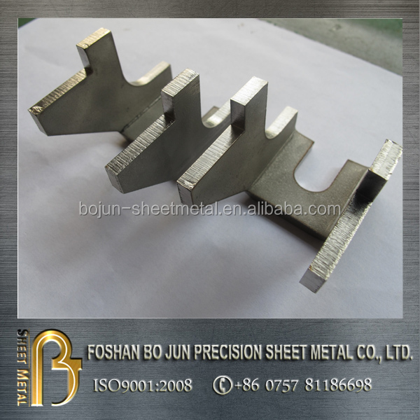 Industrial folded and pressed sheet steel part fold sheet metal parts