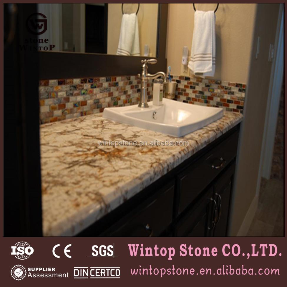Vanity Tops Bathroom Vanities The Home Depot. Irilenacom Prefab ...