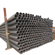 q195 black welded round steel pipe black round steel tube branded round black anneal carbon steel pipe