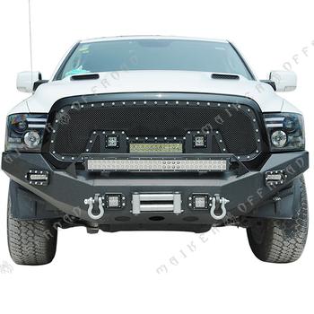 2013 2016 Led Front Bumper For Dodge Ram 1500 Winch Bumper Accessories Pickup Truck Buy Ram 1500 Pickup Ram 1500 Bumper Ram Truck Accessories For