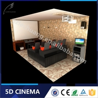 Good Investment Business Plan Funny Game Shooting Simulator 7D 9D Cinema