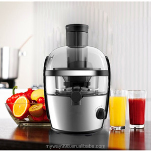 Automatic Multi-function Fruit Juice Maker Kitchen Cooking Blender With One Grinder / mill