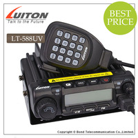 Dual band vhf uhf mobile radio LT-588UV vhf/uhf radio