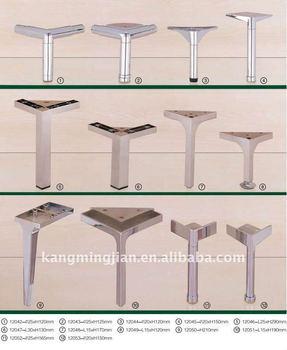 iron y shape sofa leg chrome y shape sofa leg metal furniture leg buy decorative metal. Black Bedroom Furniture Sets. Home Design Ideas