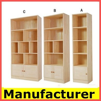 Modern Design Wood Display Cabinet Rack Price